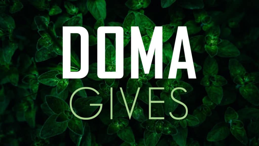 DOMA Gives Video Cover