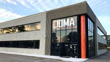 DOMA Headquarters