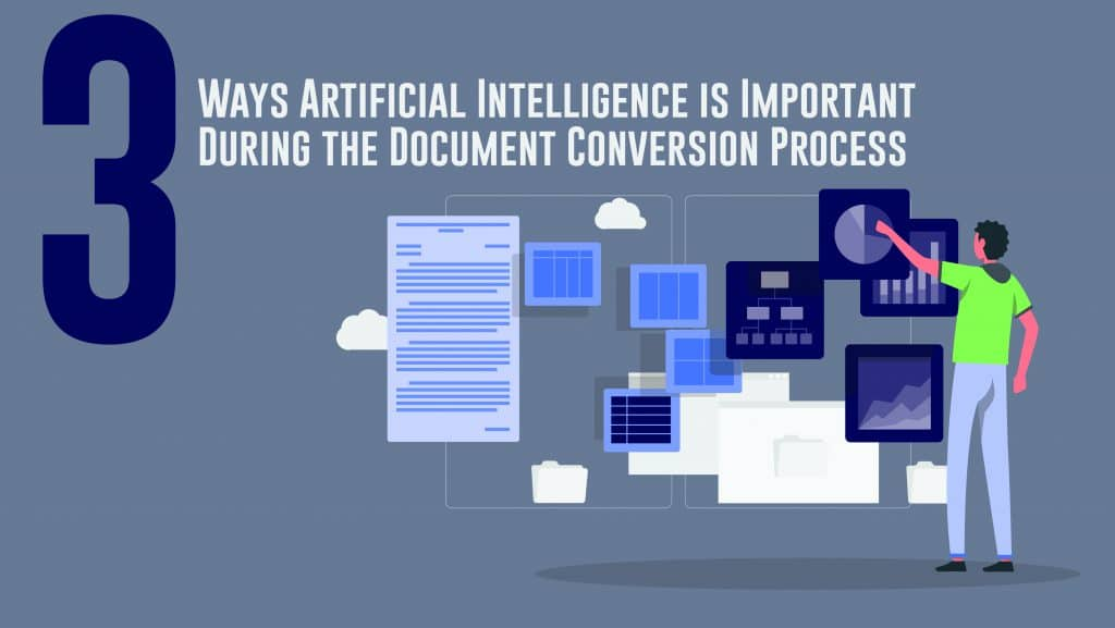 3 Ways AI is used in Document Conversion