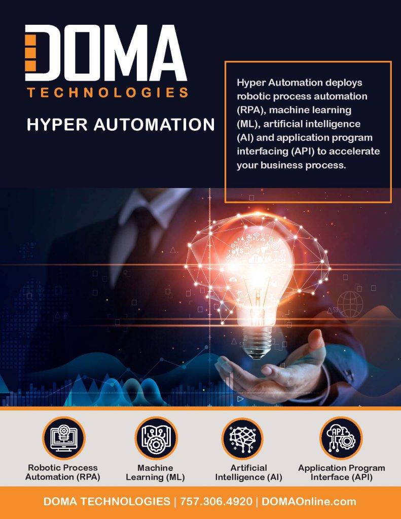 Hyper Automation Brief Page 1