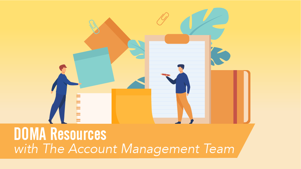 DOMA Resources with The Account Management Team
