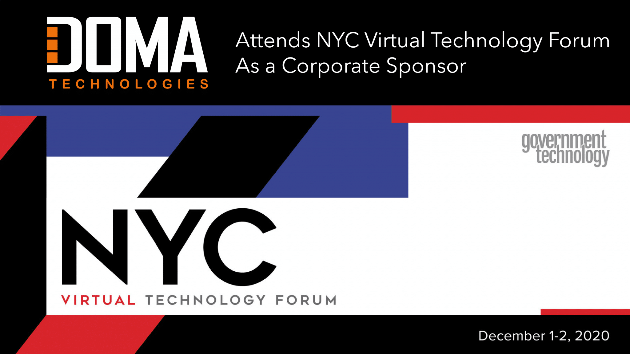 NYC Virtual Technology Forum