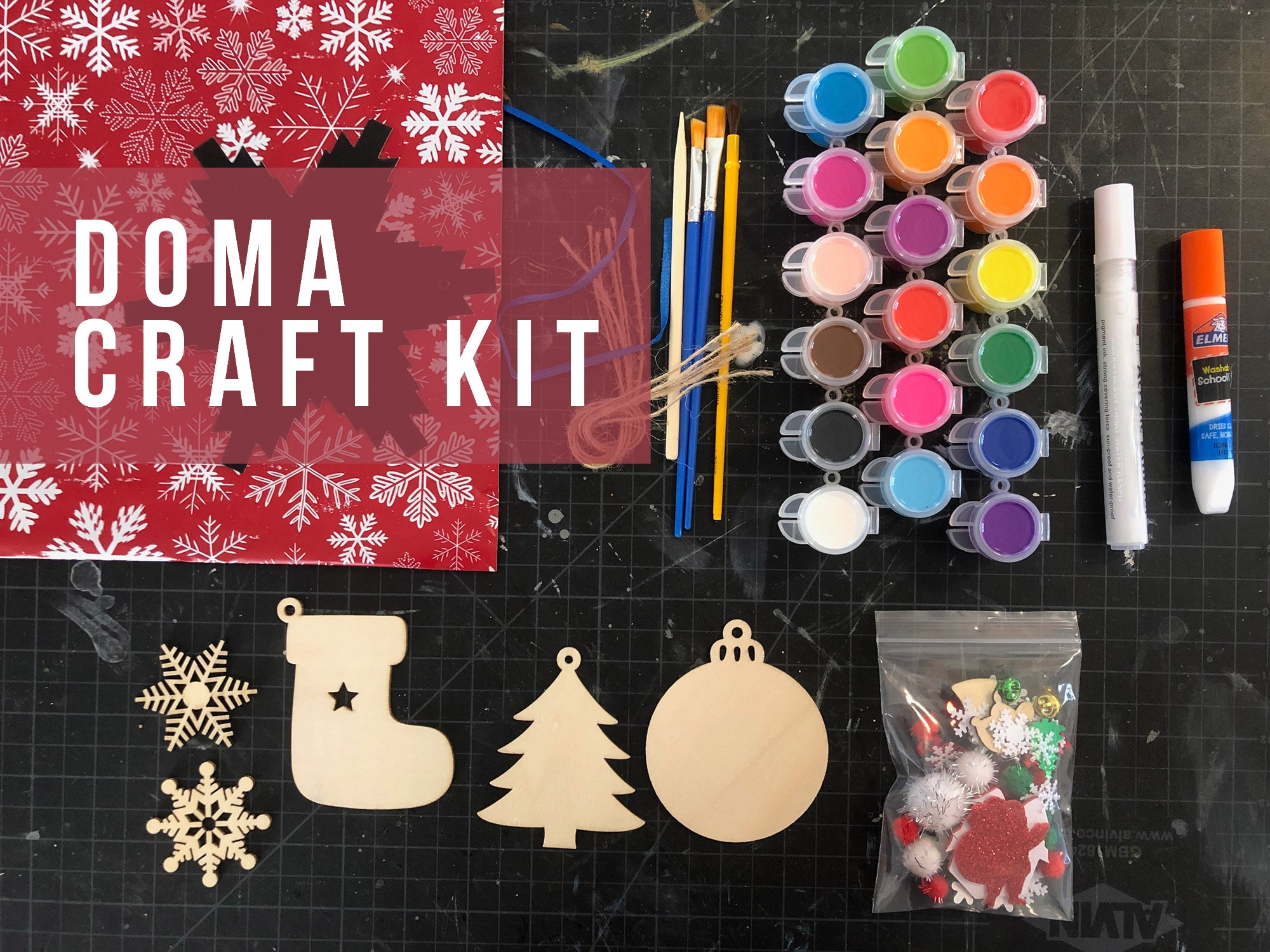 DOMA Craft Kit