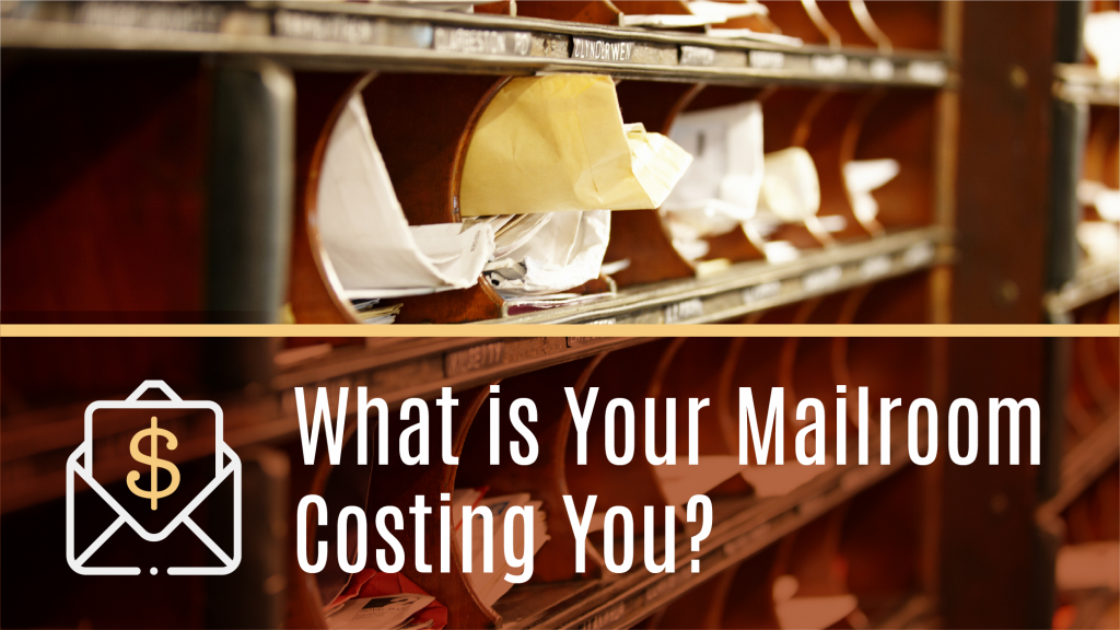 mailroom cost