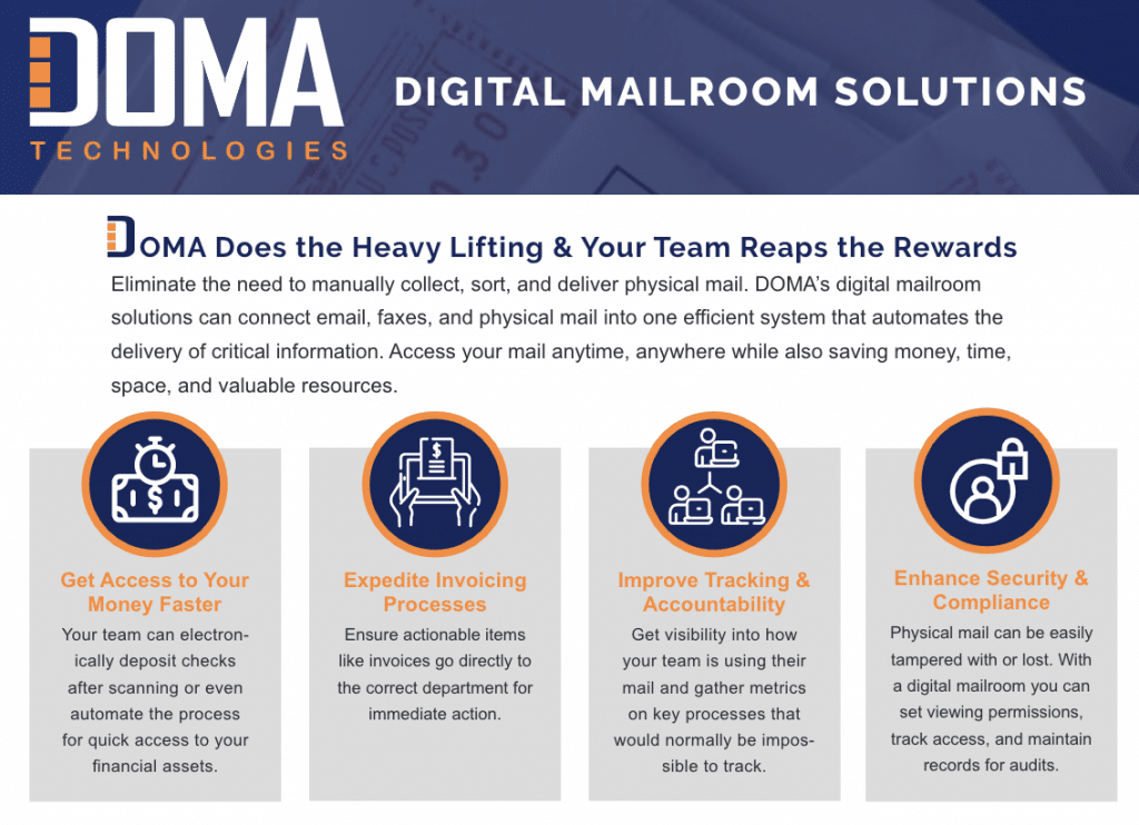 solutions mailroom brief