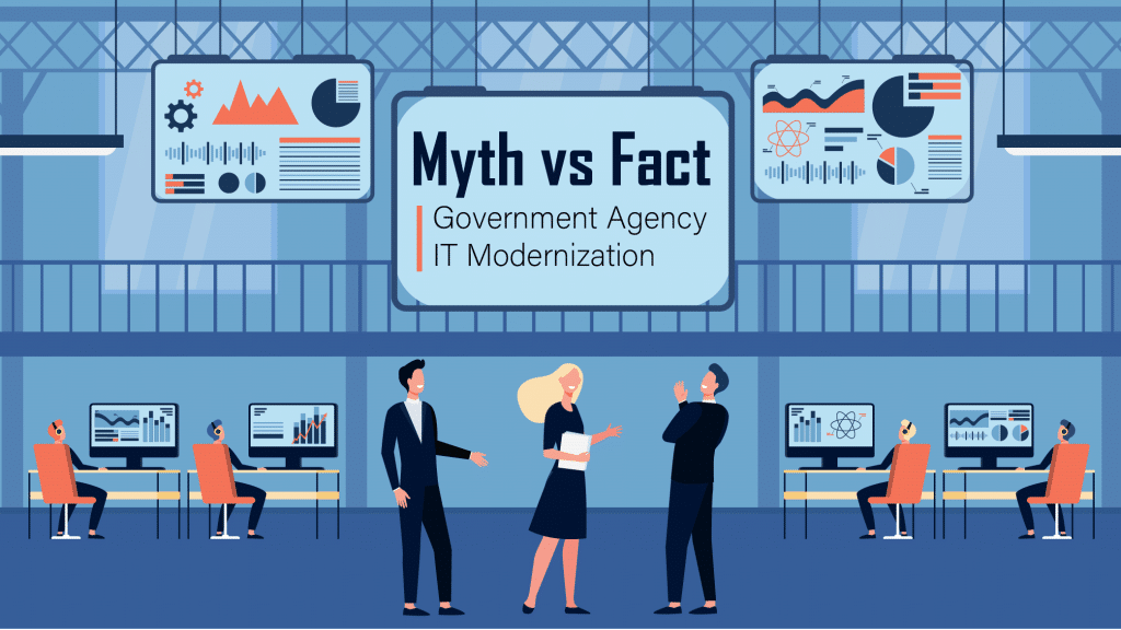 myth and face government it