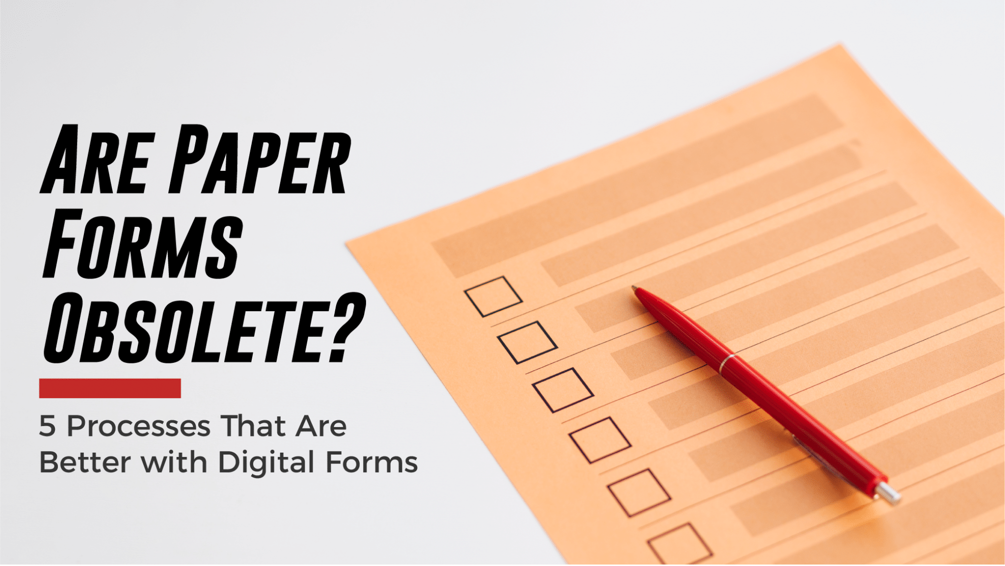 paper forms title